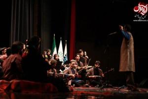 کنسرت گروه شاهو