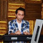 تمرین کنسرت سعید مدرس