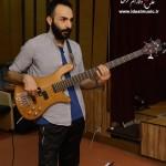 تمرین کنسرت امید حاجیلی