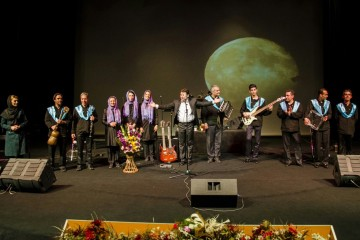 کنسرت گروه تامای