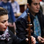 تمرین کنسرت گروه سازهای ایرانی شاهو