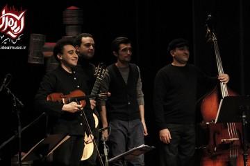 کنسرت گروه خنیاگران