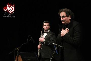 کنسرت ارکستر بادی تهران