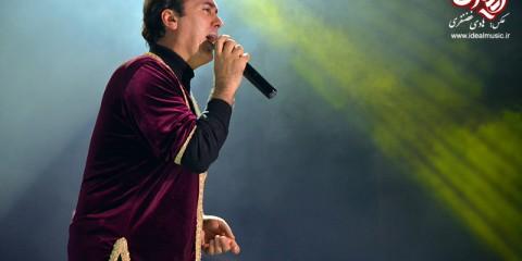 کنسرت رحیم شهریاری در کیش