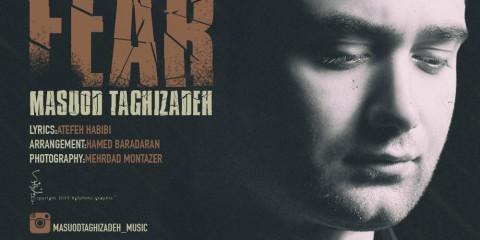 Masuod Taghizadeh - Tars (Fear)-Cover