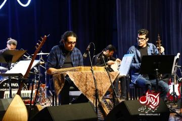هفته موسیقی تلفیقی تهران – گروه اوان