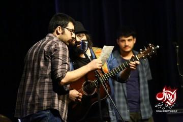 هفته موسیقی تلفیقی - گروه بمرانی