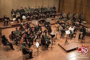 کنسرت خیریه ارکستر داتا - خرداد 95