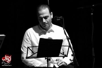 کنسرت علیرضا قربانی در شیراز - خرداد 95