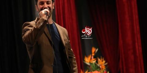 مراسم رونمایی از آلبوم می خوام بگم محسن نیکبخت