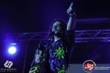 کنسرت گروه لیان در اهواز - تیر 95