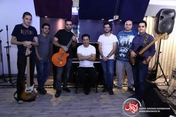 تمرین کنسرت علی معتمدی (1)