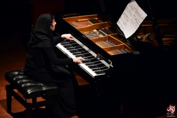 ریستال پیانو لیلا رمضان