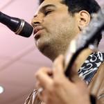 تمرین کنسرت حمید عسکری