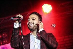 کنسرت بابک جهانبخش در شهریار - خرداد 95