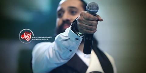کنسرت روزبه نعمت الهی - تیر 95